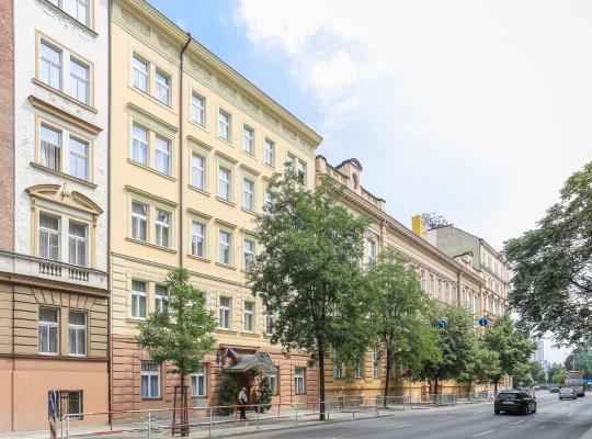 Viesnīcas bildes: City Club Prague