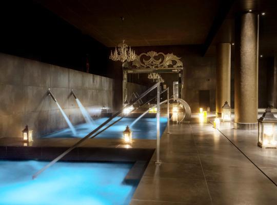 酒店照片: Hotel Castillo de Gorraiz Golf & Spa