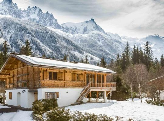 Hotel photos: Chalet Les Brimbelles