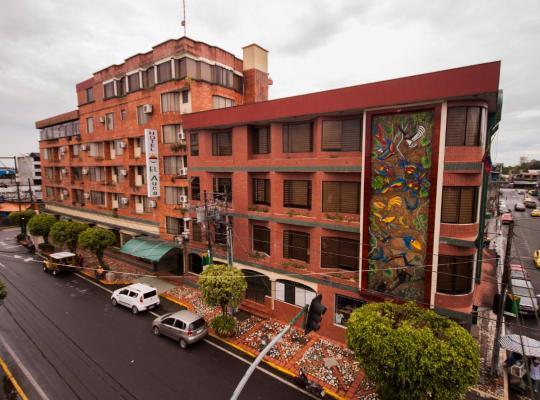 Foto dell'hotel: Hotel El Auca
