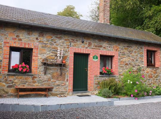 Фотографии гостиницы: Le Fournil Gîte Rural