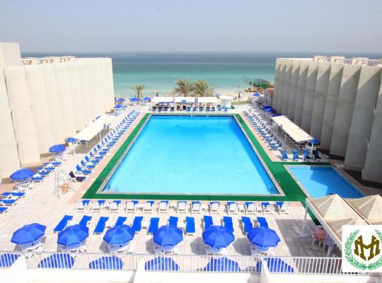 Fotos do Hotel: Beach Hotel Sharjah
