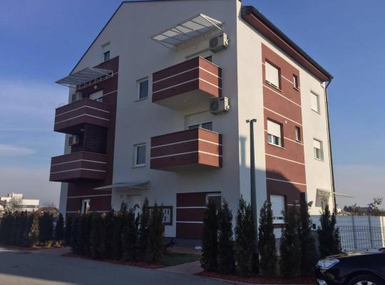 รูปภาพจากโรงแรม: Apartments Matić