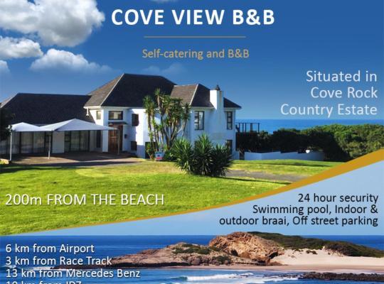 酒店照片: Cove View B&B