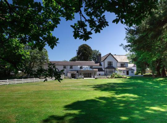 Фотографии гостиницы: Llechwen Hall
