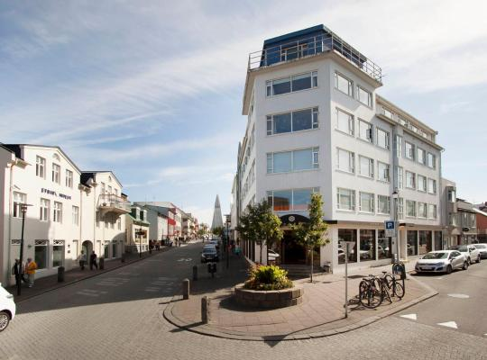 Фотографії готелю: Thor Guesthouse - Skolavordustigur
