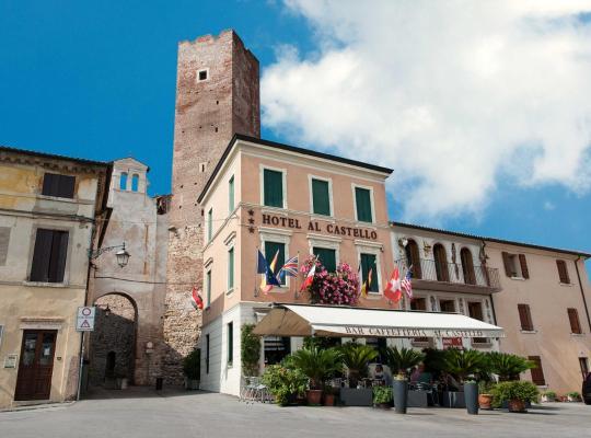 Képek: Hotel Al Castello