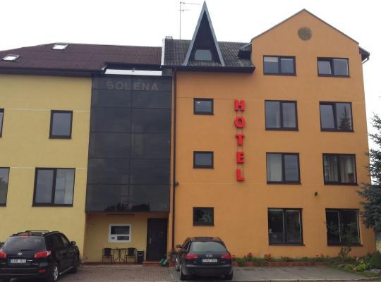 Hotel photos: Šolena Hotel