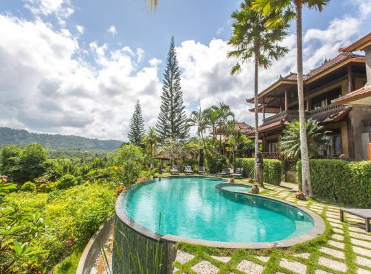 Otel fotoğrafları: Villa Karma Loka