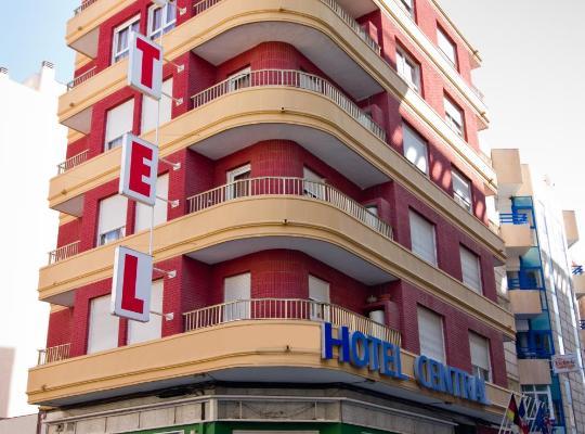 Фотографии гостиницы: Central