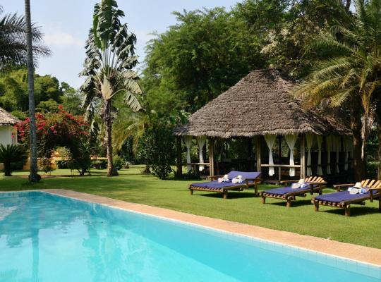 Hotel bilder: Arusha Safari Lodge