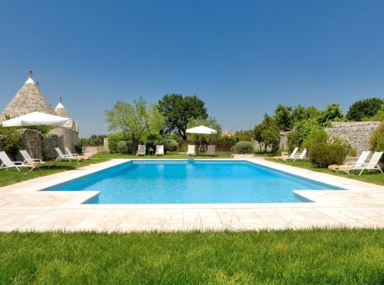 Хотел снимки: Abate Masseria & Resort