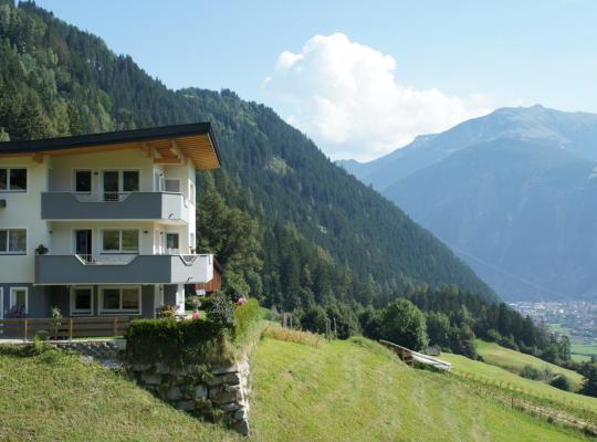 ホテルの写真: Bergblick