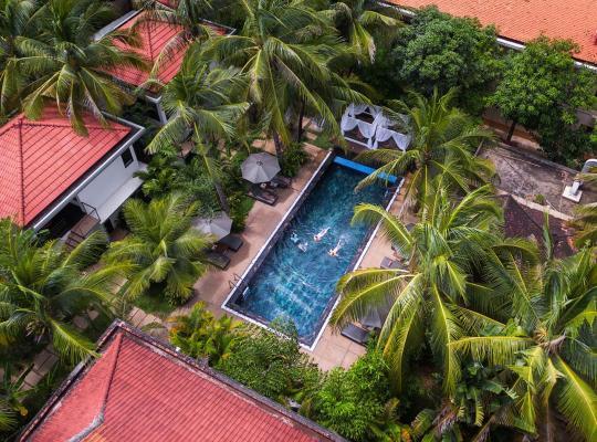 Фотографії готелю: Apsara Suorkear Villa