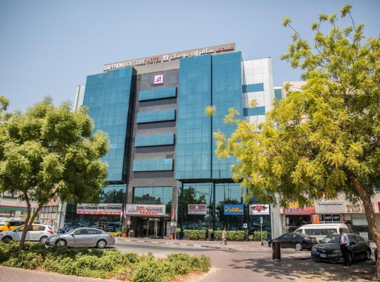 Φωτογραφίες του ξενοδοχείου: Saffron Boutique Hotel