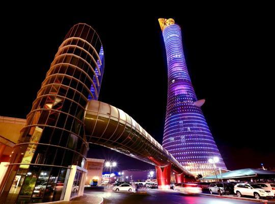 Hotel Valokuvat: The Torch Doha