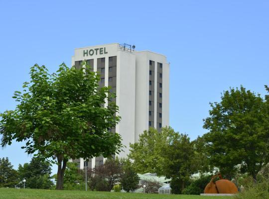 होटल तस्वीरें: AMBER HOTEL Leonberg / Stuttgart