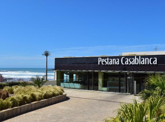 תמונות מלון: Pestana Casablanca, Seaside Suites & Residences