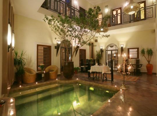 酒店照片: Riad Jardin Des Rêves