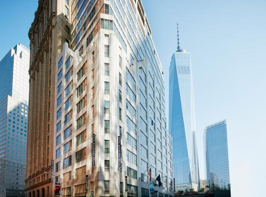 Viesnīcas bildes: Club Quarters Hotel World Trade Center