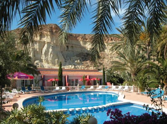 Fotos do Hotel: Apartamentos Oasis de las Palmeras
