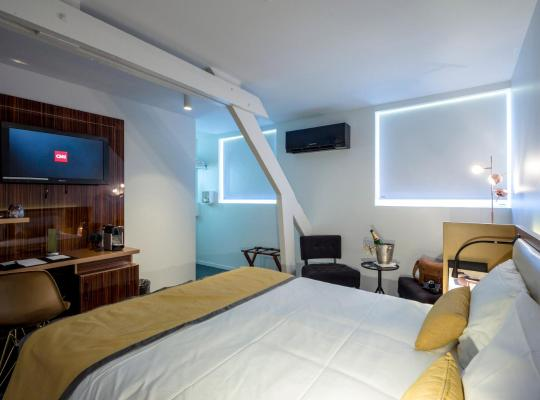 Hotel photos: Hotel The Originals Lille Sud Bulles by Forgeron (ex Qualys-Hotel)