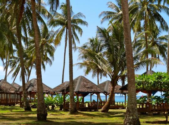 Φωτογραφίες του ξενοδοχείου: Serumpun Padi Emas Resort