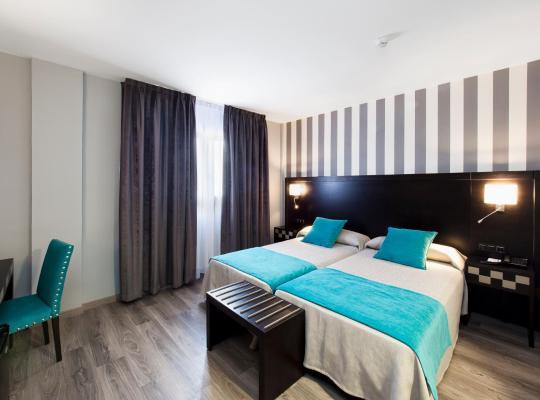 酒店照片: Hotel Zentral Parque