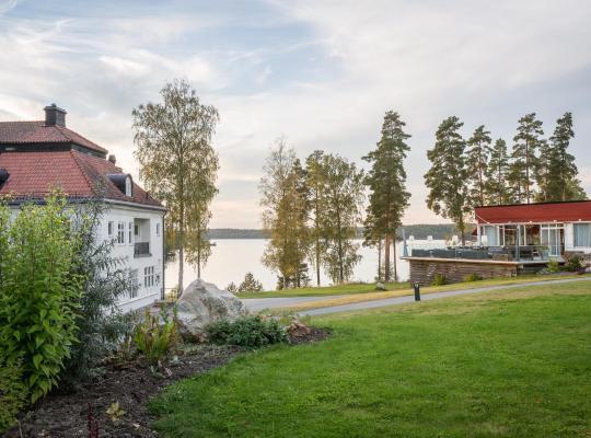 Fotografii: Bommersvik Hotell & Konferens