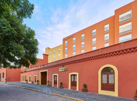Zdjęcia obiektu: City Express Puebla Centro