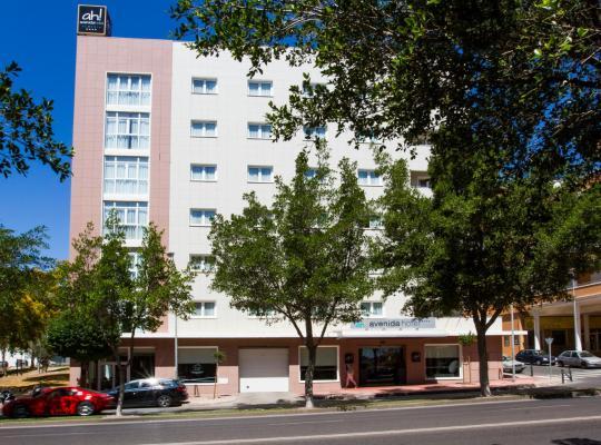 Hotel foto: Avenida Hotel
