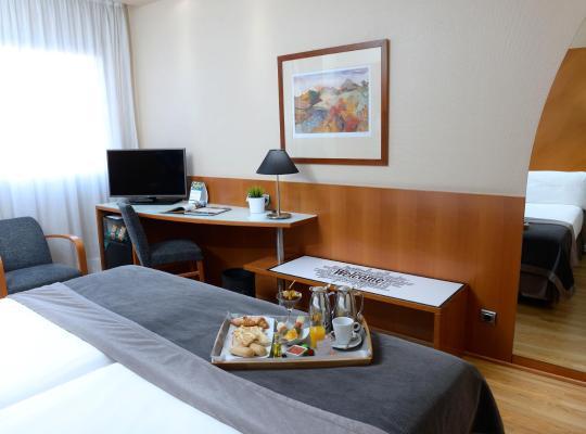 酒店照片: Silken Juan de Austria