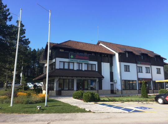 ホテルの写真: Apartments TO Zlatibor