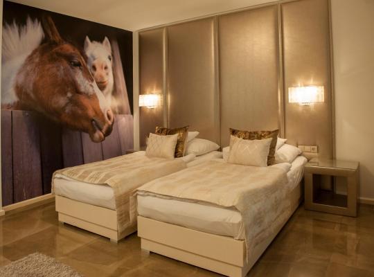 Fotos do Hotel: Varga Tanya Hotel