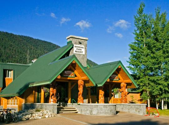 Fotos do Hotel: Manning Park Resort