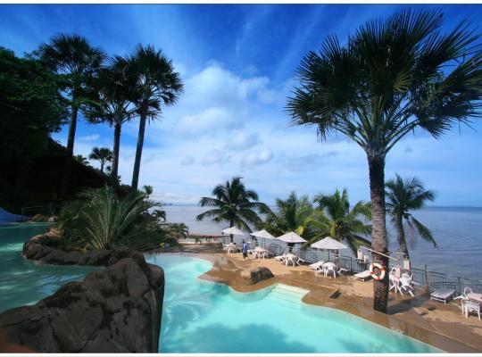 酒店照片: Eagle Point Beach and Dive Resort