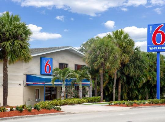 호텔 사진: Motel 6 Fort Lauderdale