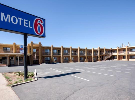 Photos de l'hôtel: Motel 6 Santa Fe Plaza - Downtown