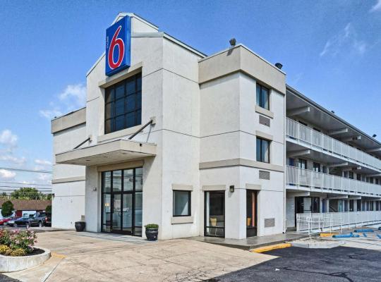 호텔 사진: Motel 6 Philadelphia - Mt. Laurel, NJ