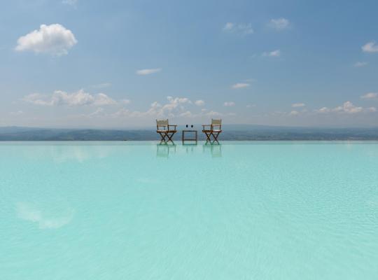Otel fotoğrafları: Tenuta Di Castra