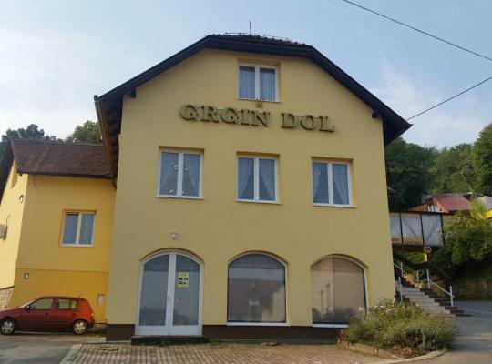 Ảnh khách sạn: Guest House Grgin Dol