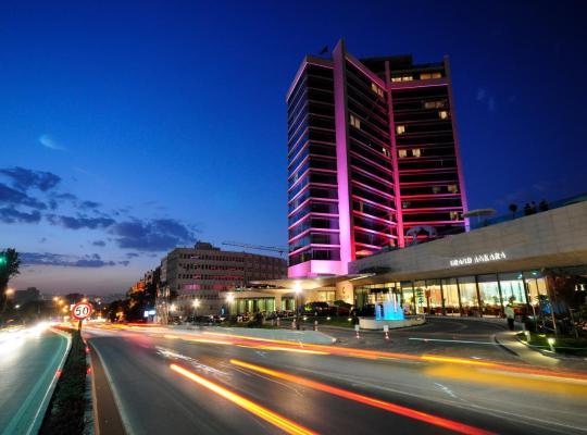 Hotel fotografií: Grand Ankara Hotel Convention Center