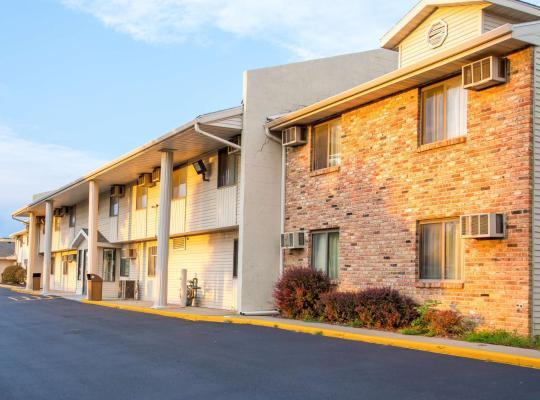 ホテルの写真: Motel 6 Omaha