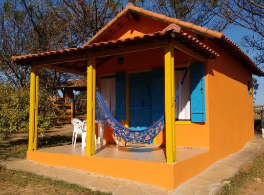 Képek: Pousada Recanto do Sossego