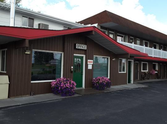 Hotel fotografií: Timberland Motel