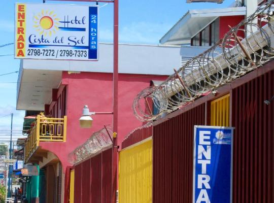 Хотел снимки: Hotel Costa del Sol