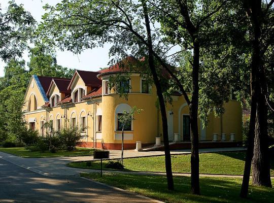 Fotos do Hotel: Geréby Kúria Hotel és Lovasudvar
