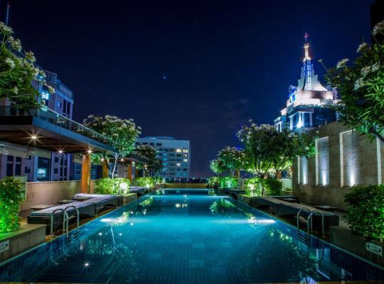 酒店照片: Oakwood Premier Prestige Bangalore