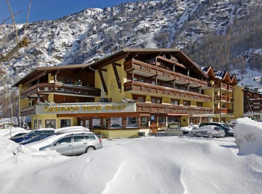 ホテルの写真: Gasthof Neue Post