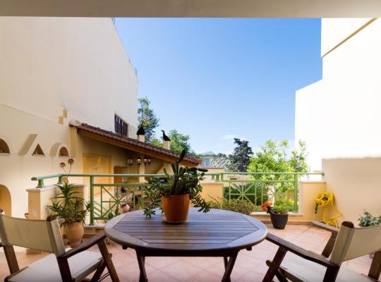 Hotel bilder: Villa Voutes